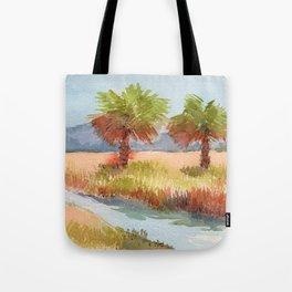 Ranch Palms Tote Bag