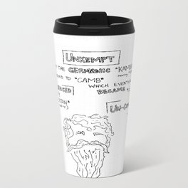 Unkempt Travel Mug