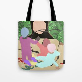 Forest Miro Tote Bag