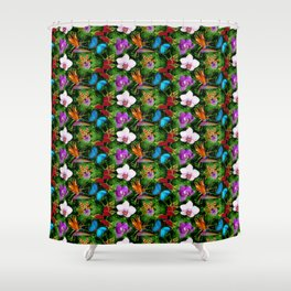 Bohemian Paradise Shower Curtain