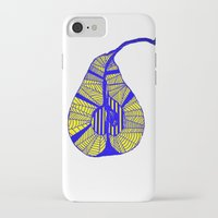 pear iPhone & iPod Cases featuring Pear by Bonnie J. Breedlove