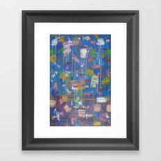 Viva La France 13 Framed Art Print