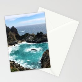 Julia Pfeiffer Falls Stationery Cards