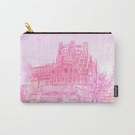 Fleurs Paris Carry-All Pouch
