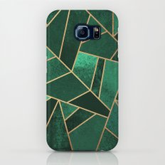 Emerald and Copper Galaxy S8 Slim Case