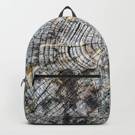 Old Tree Rings Backpack
