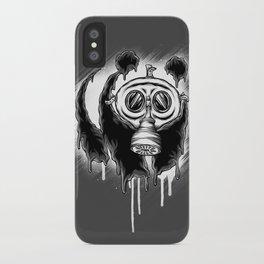 Choked Panda iPhone Case