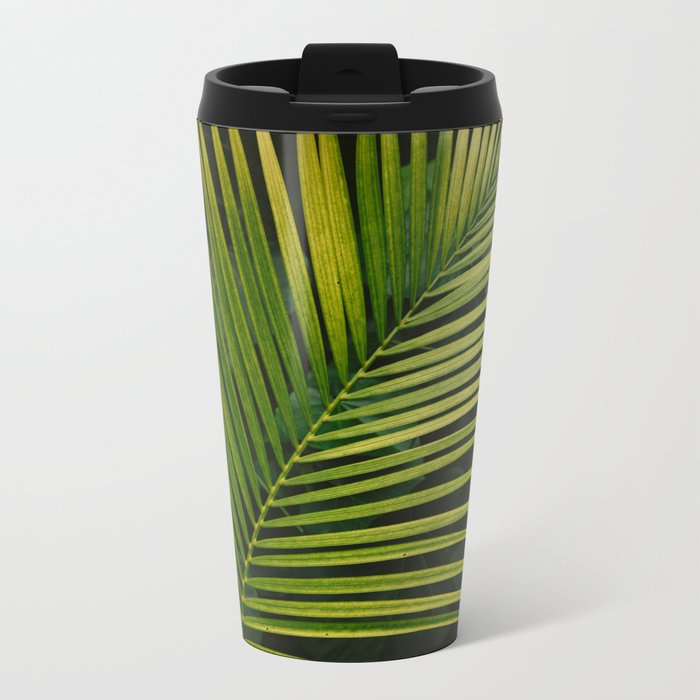 Tropical Hawaii II Metal Travel Mug
