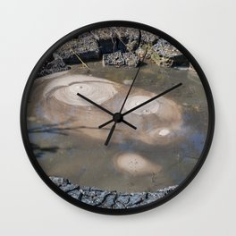 Smile of the Earth Wall Clock