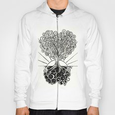 Grounded Heart in Bloom & Branches #1 Hoody