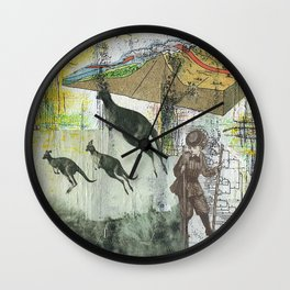 Adaptation Wall Clock