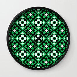 cuadrilongos Wall Clock
