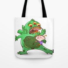 Monstruoso Tote Bag