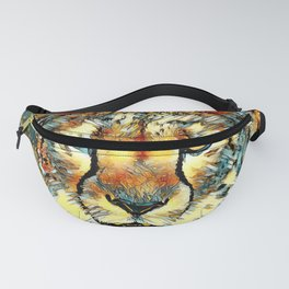 AnimalArt_Cheetah_20170604_by_JAMColorsSpecial Fanny Pack