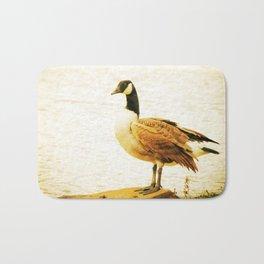 Canadian Goose Bath Mat