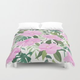 Soft Garden Duvet Cover