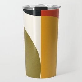 Attached Abstraction 10 Travel Mug