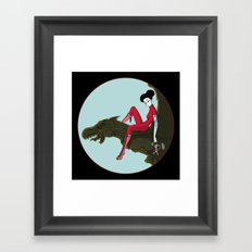 Gargolit Framed Art Print