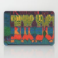acid iPad Cases featuring Acid by Rocovich