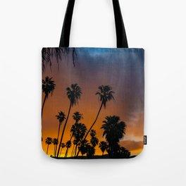 Blazing Sunrise in Laguna Beach Tote Bag
