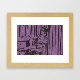 Midnight Time Framed Art Print