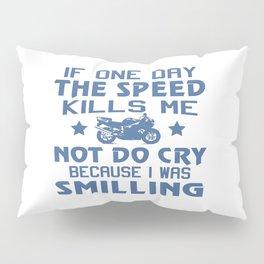 BIKER Pillow Sham