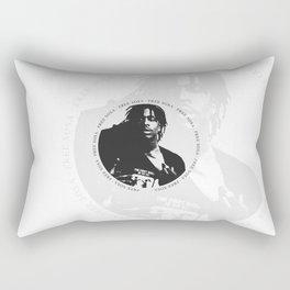 Free Sosa Rectangular Pillow