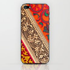 The Ornament of the Pop Palace iPhone & iPod Skin