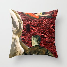 Sometimes You Don't Notice Throw Pillow