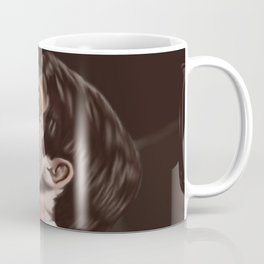 Castiel captured  Coffee Mug