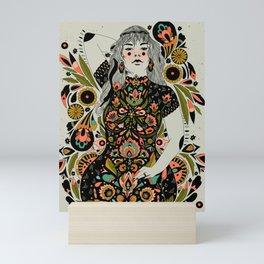 Childbearing Mini Art Print