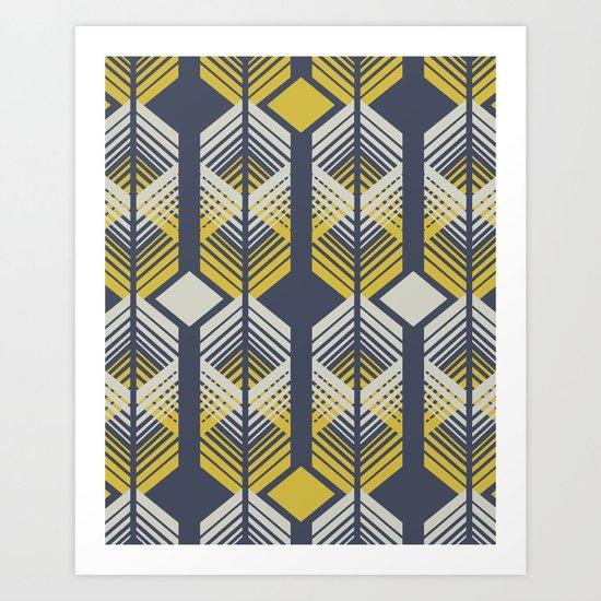 De-Lux Art Print
