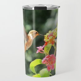 Radiant Nature Humming Away Travel Mug