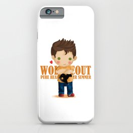 Wolf Scout iPhone Case
