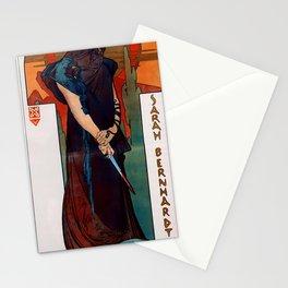 Alphonse Maria Mucha - Medee Stationery Cards