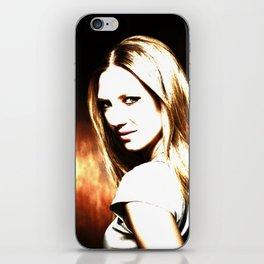 OLIVIA DUNHAM iPhone Skin