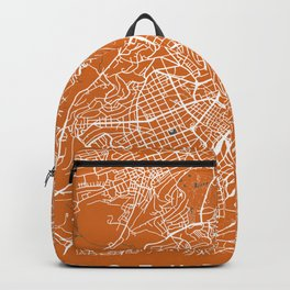 STUTTGART City Map | Germany | Orange | More Colors, Review My Collections Backpack