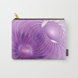 Protection, Abstract Fractal Art Carry-All Pouch
