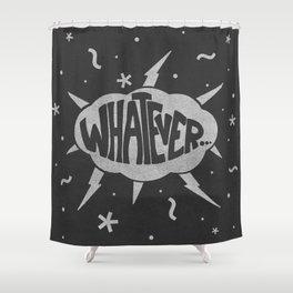 UGH! Shower Curtain