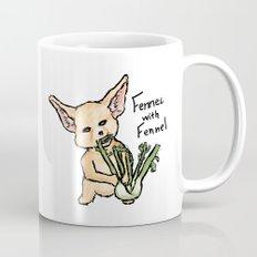 Fennec with Fennel Mug