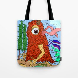 The Sighting Tote Bag