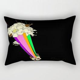 All Memories Eventually Rectangular Pillow