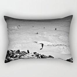 Rejection Rectangular Pillow