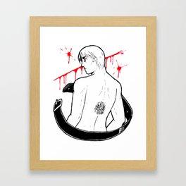 Goretober #21 - Promise Framed Art Print