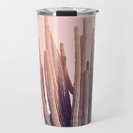 Blush Cactus Travel Mug