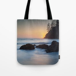 Pewetole Sunset Tote Bag
