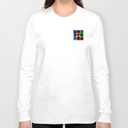 FOR COLORED GIRLS COLLECTION COLLAGE Long Sleeve T-shirt