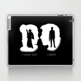I Love You.  I Know... Laptop & iPad Skin