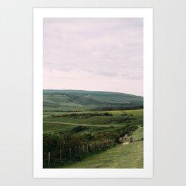 Seven Sisters V Art Print
