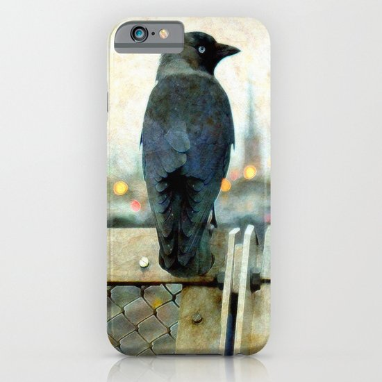 City bird iPhone & iPod Case